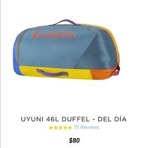 Cotopaxi 46L Uyuni duffel bag